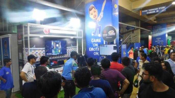 與印度板球聯盟共同行銷