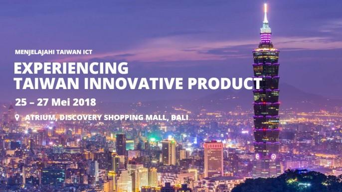 印尼市場 – 印尼峇里島購物中心體驗行銷活動