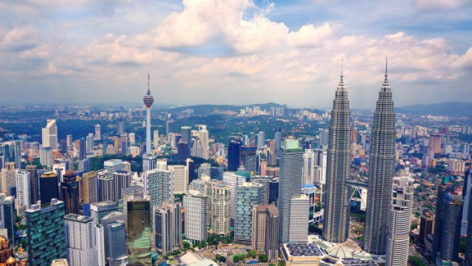 馬來西亞台灣形象展設置台灣精品館