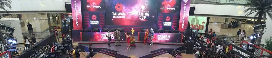 台灣精品盃電競賽