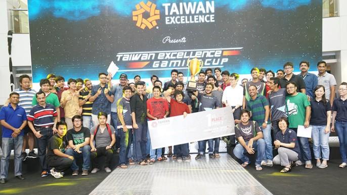 印度台灣精品電競盃