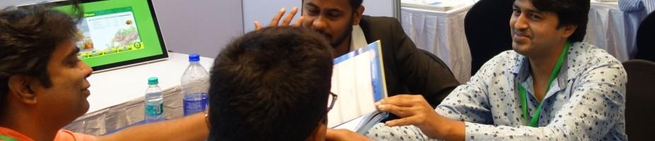 印度GATES資通訊通路商峰會