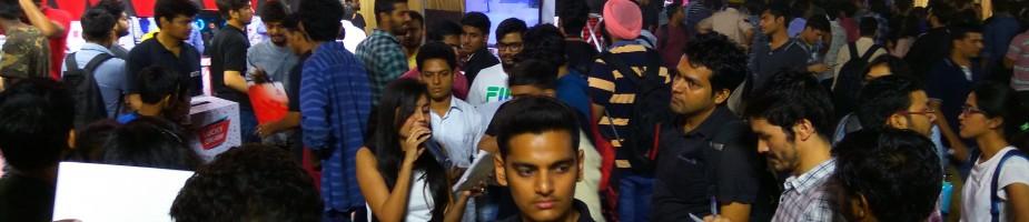 新德里印度理工學院校園慶典活動Reudezvous