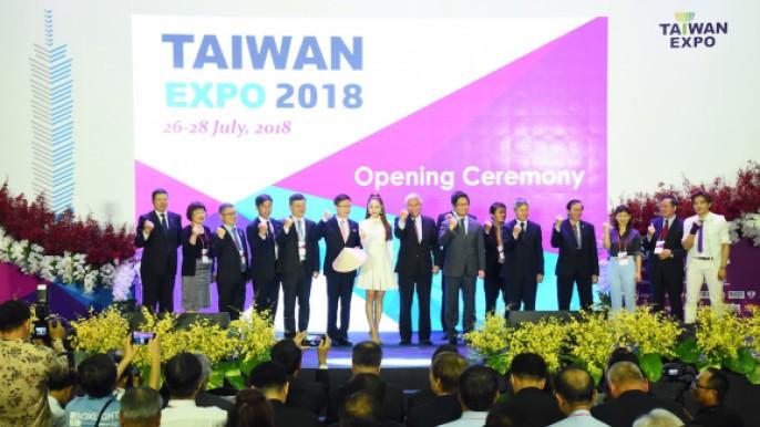 越南臺灣形象展(Taiwan Expo)設置台灣精品館及辦理「科技臺灣‧智慧生活」研討會