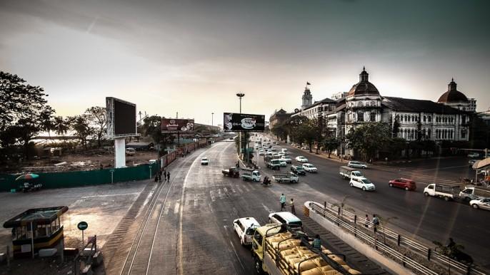 緬甸仰光「國際汽機車零配件展」暨 「電機電子暨電力設備展」