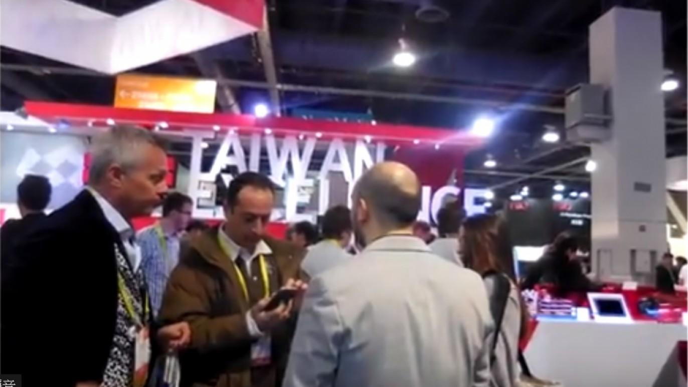 美國消費電子展(CES)台灣精品館