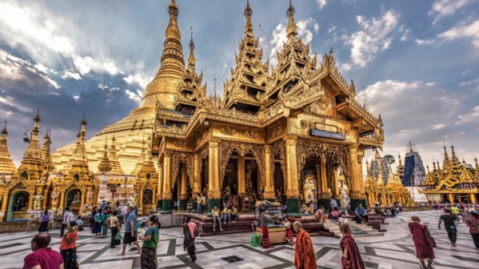 緬甸國際汽機車零配件展及電子電機暨電力設備雙聯展設置台灣精品館