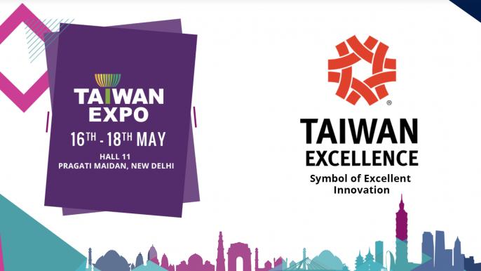 印度臺灣形象展設置台灣精品區及辦理媒體見面會