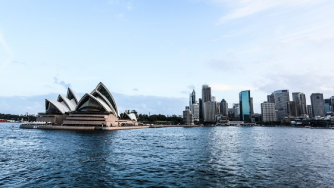 澳洲雪梨數位科技展(CeBIT)中設置台灣精品館