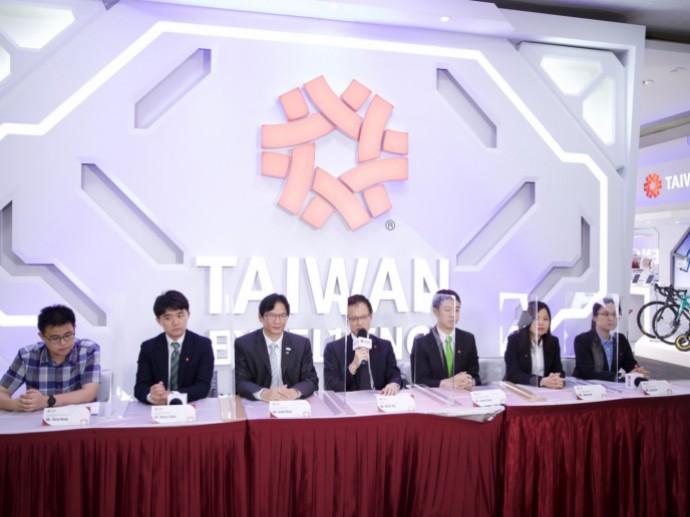 台灣精品智慧機械線上記者會,超前佈署後新冠商機