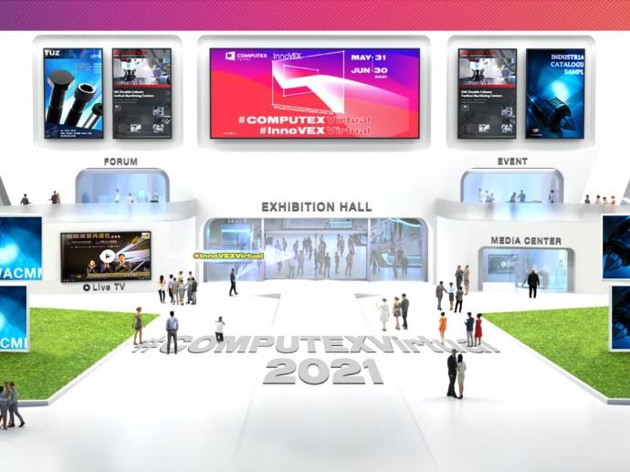 COMPUTEX 2021 Virtual 科技巨頭齊聚開講 解碼全球科技生態系新進程