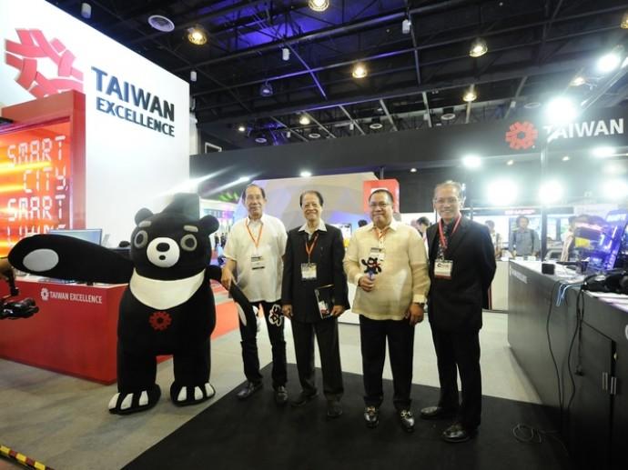 台灣精品南向菲律賓 展現系統整合產業實力