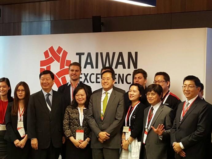 台灣精品首航澳洲  資訊創新備受注目