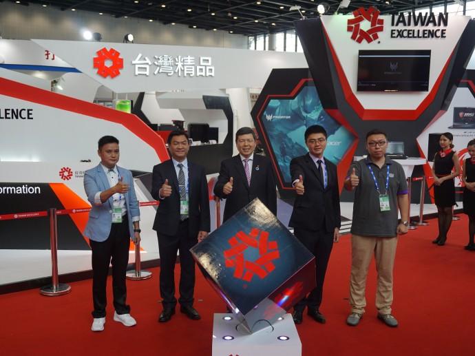 21家台灣精品廠商在「中國–東盟博覽會」展現科技與創新