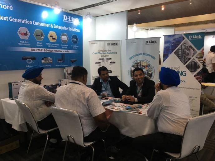 台灣精品再度帶領廠商開拓北印度資通訊B2B商機