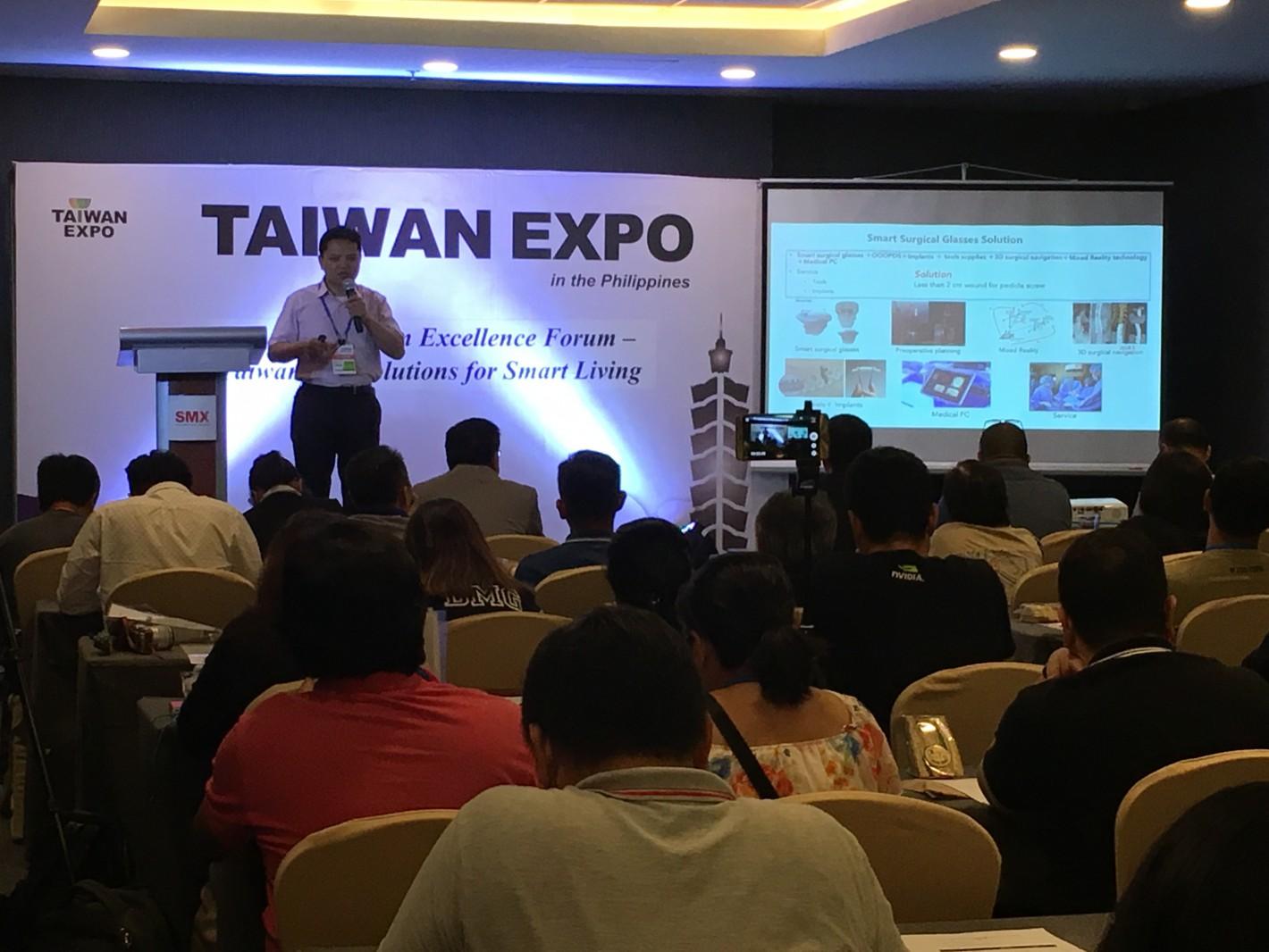 台灣骨王發表全球第一支MR混合實境智慧骨科手術眼鏡