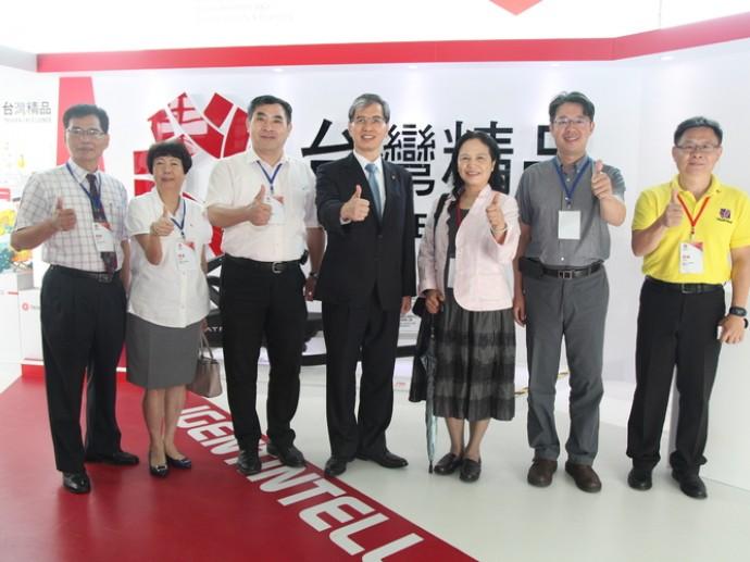台灣精品6/8起快閃高鐵台中站 攜手廠商展現台灣創新力