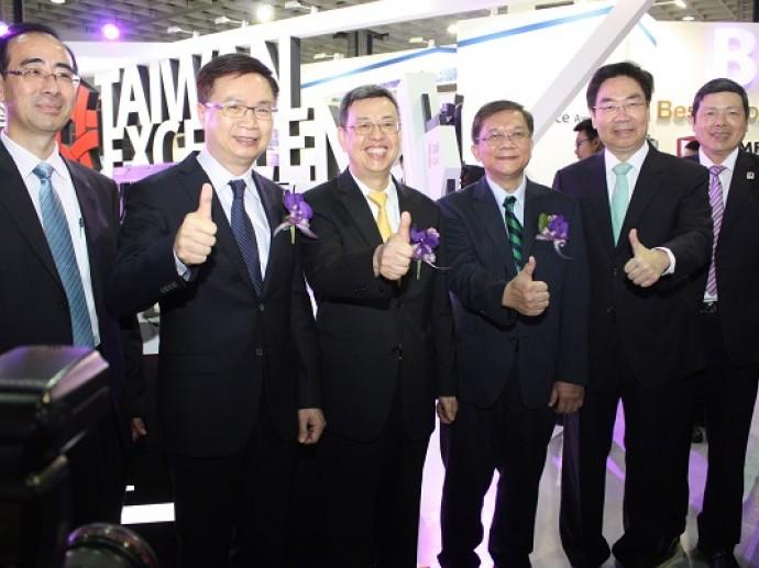 2017台北國際電腦展 副總統讚賞「台灣精品」創新能量
