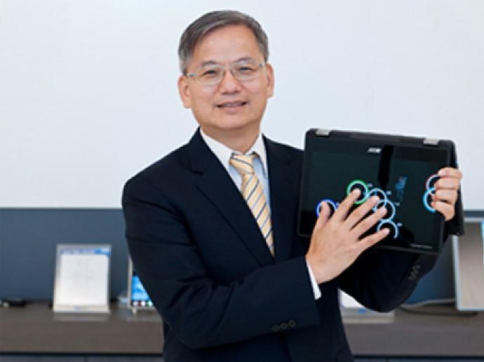 群創攜手Chromebook,觸控筆電搶占北美教育用市場 CES 2018 首度亮相