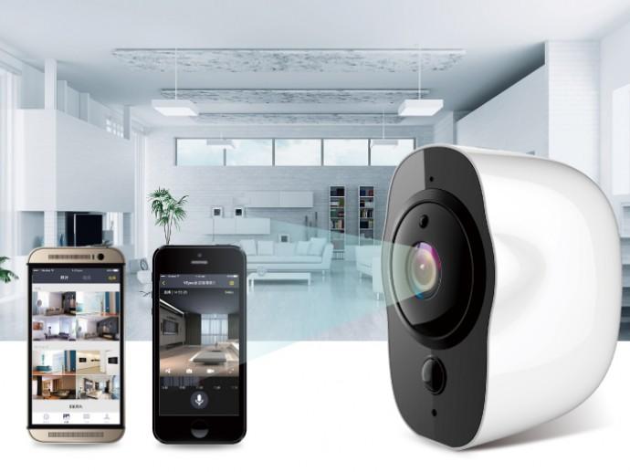 威盛電子發佈VPai Home一站式解決方案,打造無線家庭安防影像監控系統