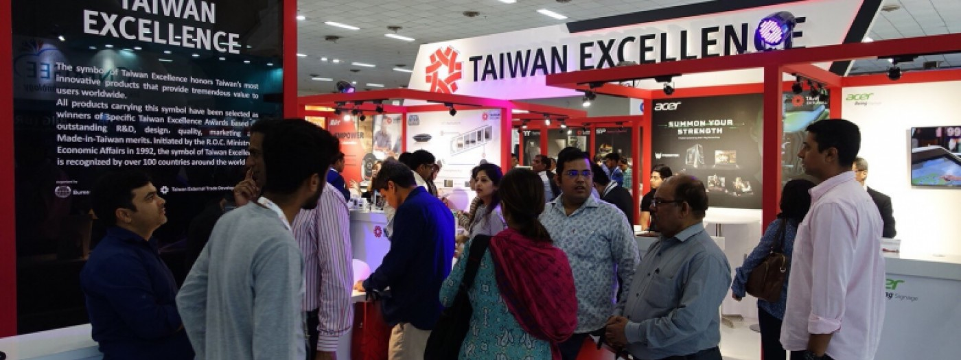 台灣精品德里發光 雙活動成功吸引印度資通訊買主及年輕學子目光