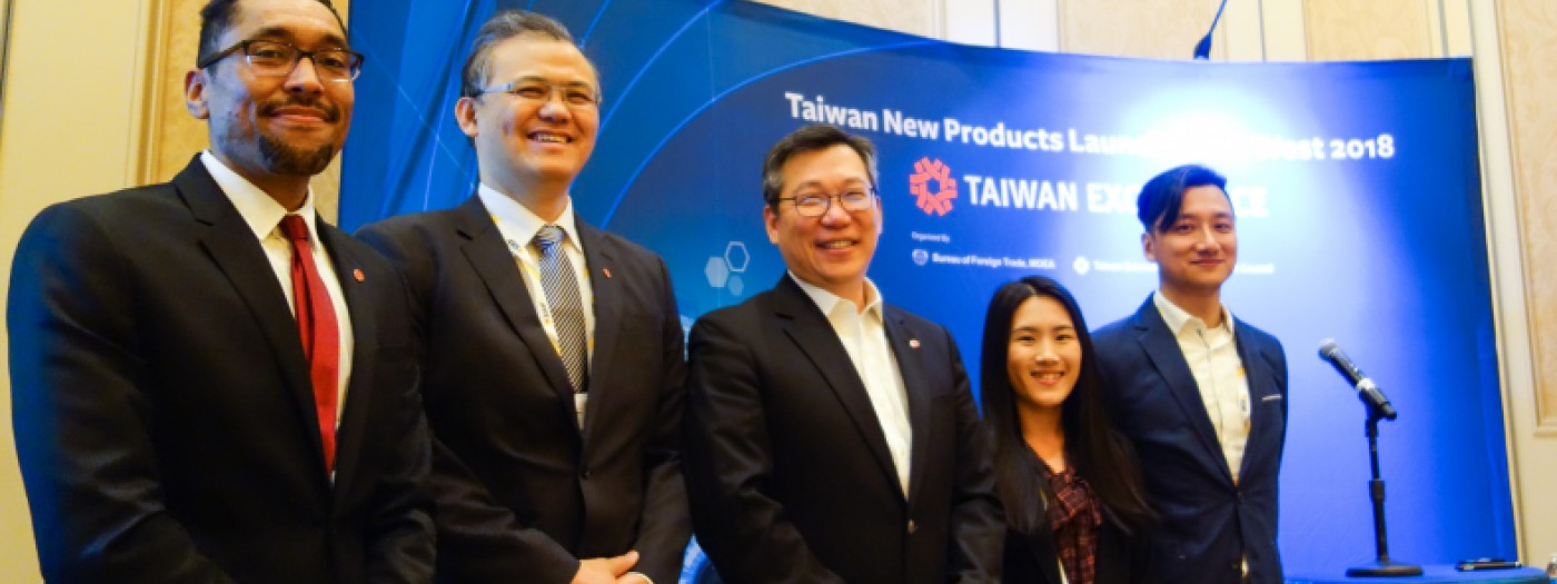 台灣精品現身美西安全科技展 跨界整合捍衛資訊安全