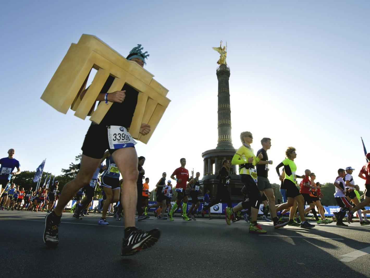 台灣精品望透過活動徵選出具有創意的跑者,邀請參賽者盡情發揮創意,透過跑馬讓世界看到臺灣!