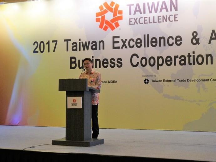 台灣精品新南向市場啟動 驚艷印尼雅加達