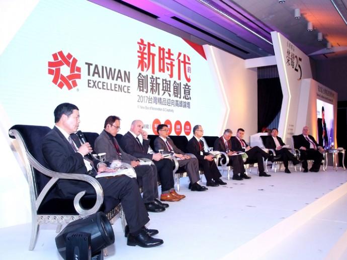 從「新時代的創新與創意」談台灣精品迎向高峰—媒體晤談