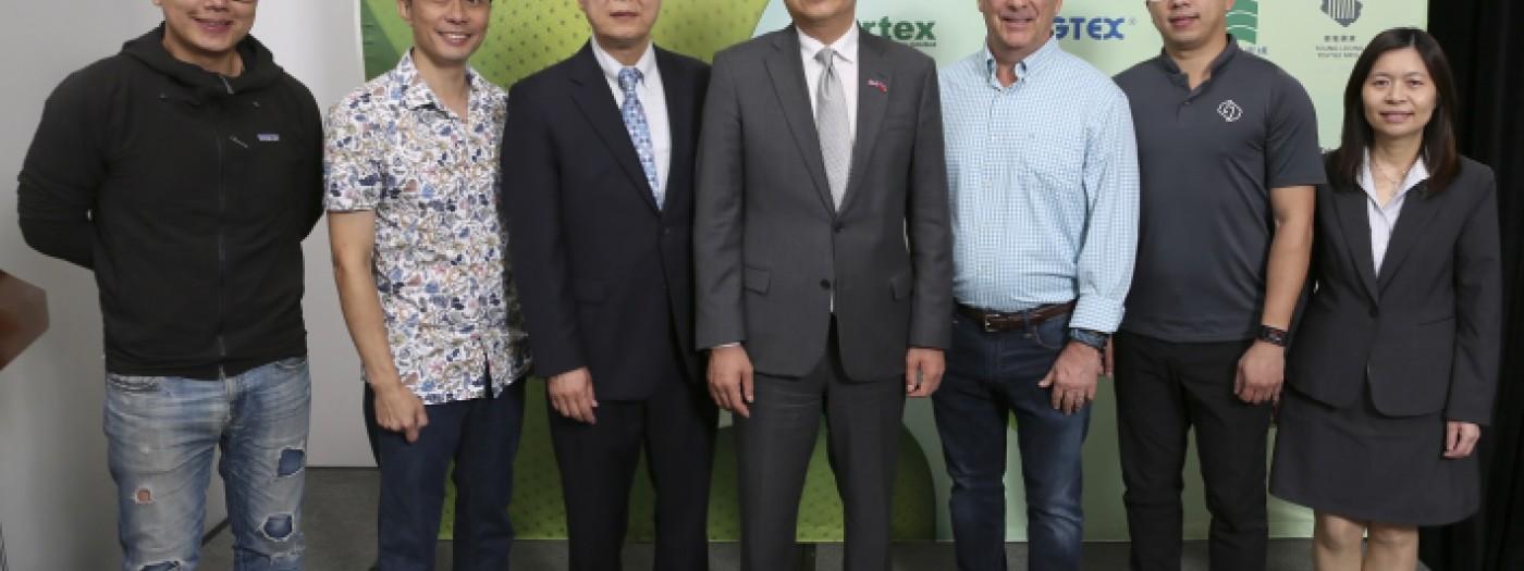 臺灣紡織業美國丹佛夏季戶外用品展發聲 攜手打造綠色產業鏈