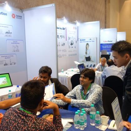 台灣精品廠商赴印度加爾各答參加「GATES資通訊零售商通路峰會」,開發印度東部市場。