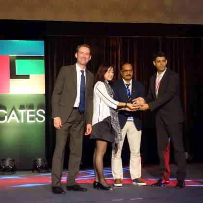 台灣精品廠商艾法科技獲選最大變革(Game Changer)及最佳簡報(Best Presentation)獎。
