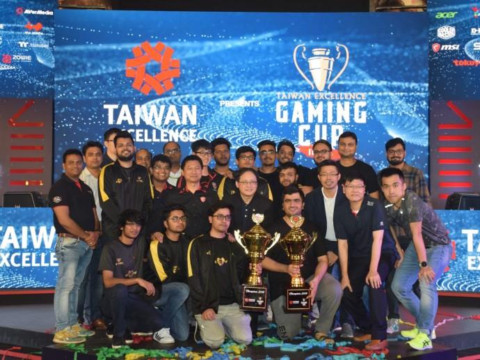 2018台灣精品盃電競賽  奪冠高手將獲來台參訪機會