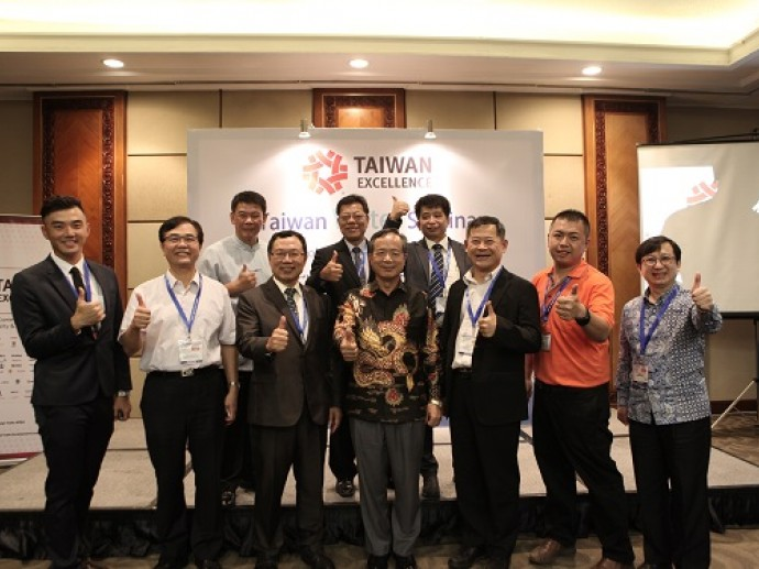台灣精品首試「水」溫 拓展印尼水產業藍海