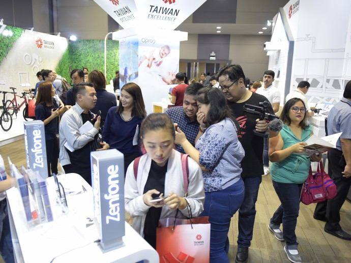 Taiwan Excellence connects Filipinos to a smarter world