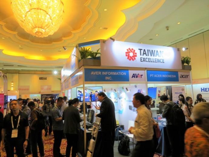 台灣精品物聯網實力,助印尼智慧城市發展