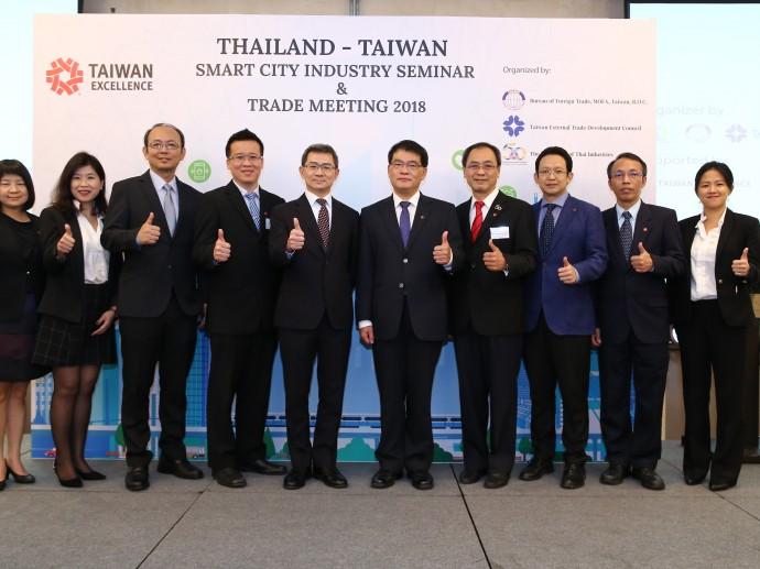 泰國4.0政策商機正夯 台灣精品前進泰國曼谷