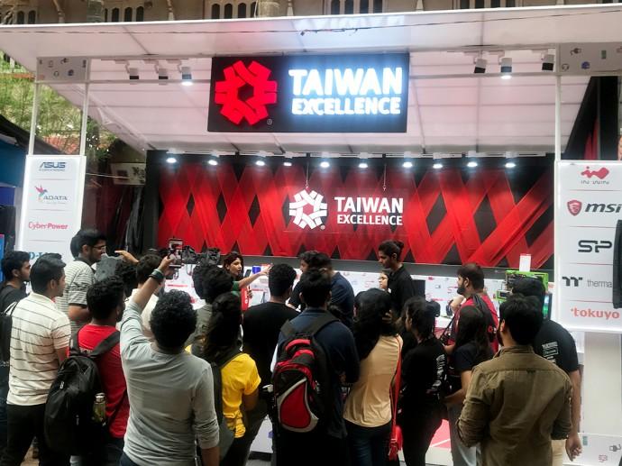 台灣精品廣受印度年輕族群歡迎