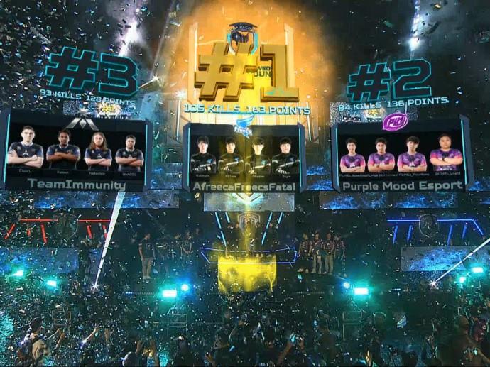 宏碁2019亞太區Predator 電競聯盟大賽精彩落幕 下屆2020菲律賓再起戰局