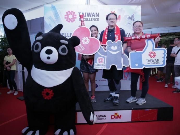 台灣精品跑進杜特蒂總統故鄉
