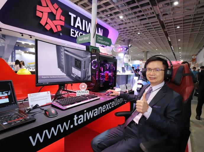 台北國際電腦展「台灣精品館」  打造未來智慧生活 讓世界更精彩