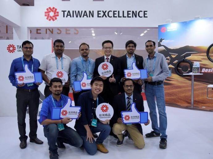 台灣精品超吸睛 印度高人氣網紅盛讚