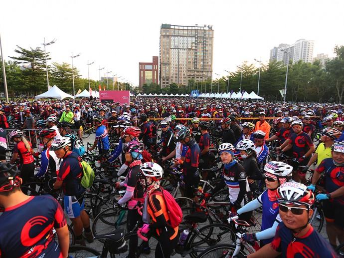 台灣精品 與您一起化身黃色破風手 相約11月24號 「時代騎輪節」不騎不散
