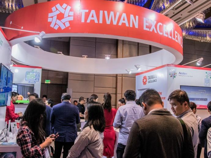 台灣精品搶攻菲律賓物聯網藍海