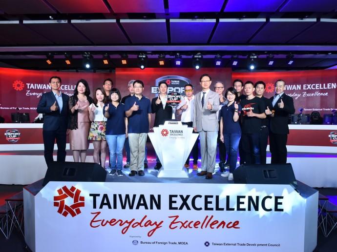 台灣精品盃電競賽強勢席捲泰國 民眾爭相體驗台灣優質產品