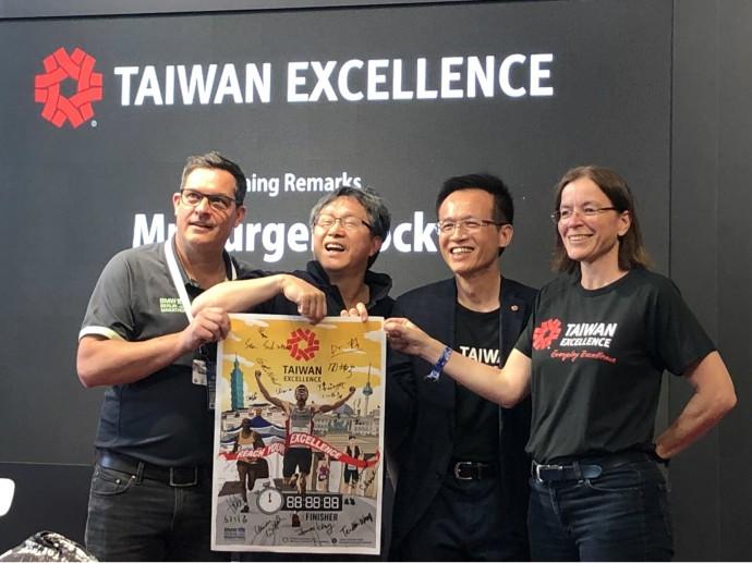 台灣精品創意跑隊征服2019柏林馬拉松!
