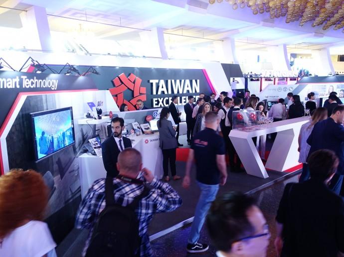台灣精品首度於亞美尼亞 展現臺灣智慧科技實力