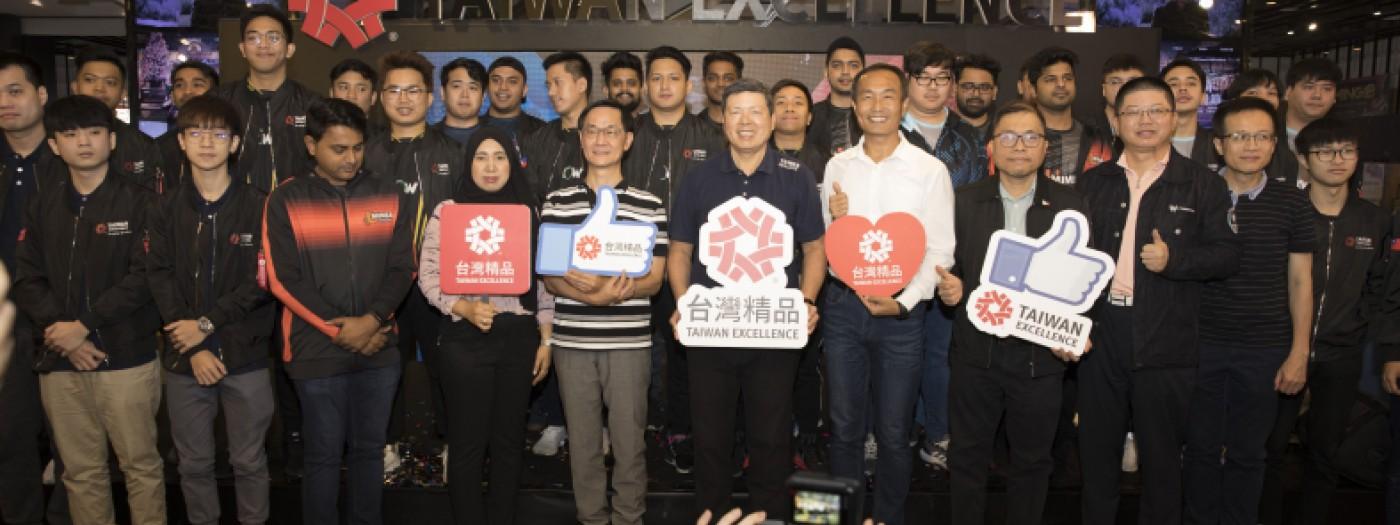 「台灣精品盃-亞洲電競友誼賽」臺菲馬泰印爭奪總冠軍