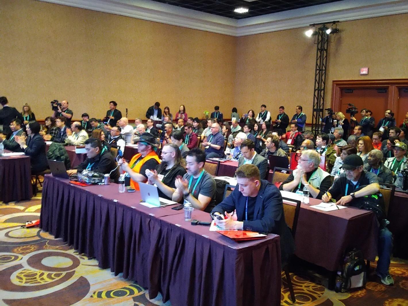 CES 2020 台灣精品展前記者會吸引眾多目光(一)