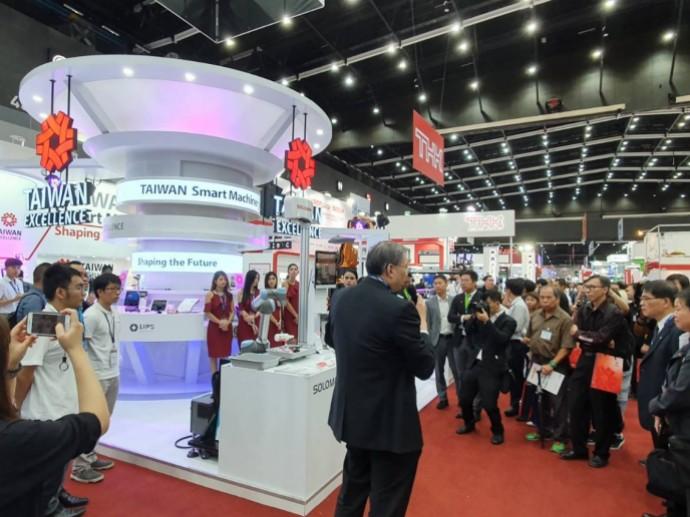 工具機業助攻,臺灣將成全球第2大口罩生產國